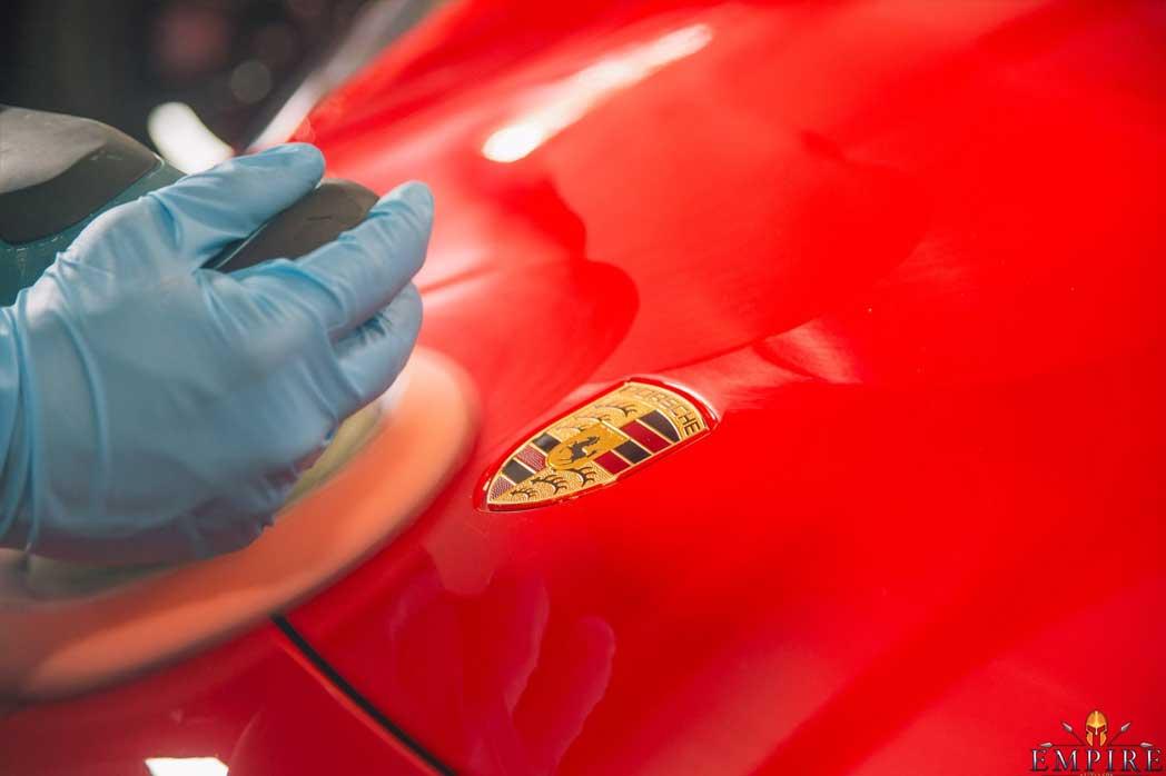 exotic car detailing