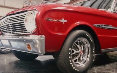 Detailing A Classic : 1963 1/2 FORD FALCON