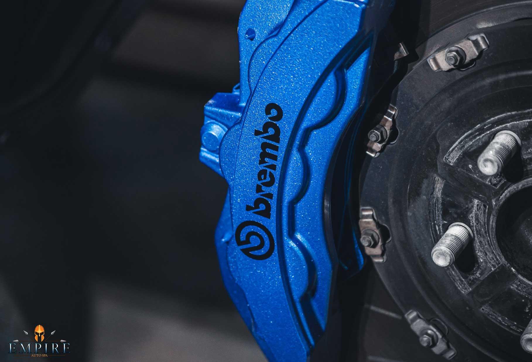 custom brakes