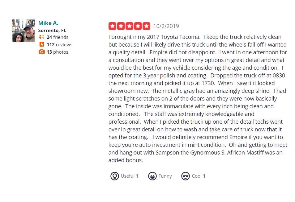 car wash orlando reviews