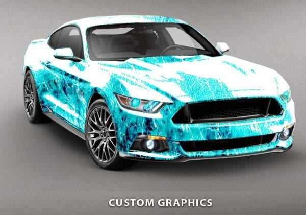 custom graphic vinyl wrap