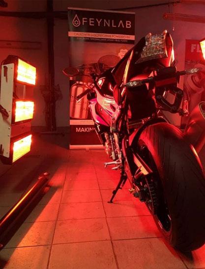 motorcycle coating