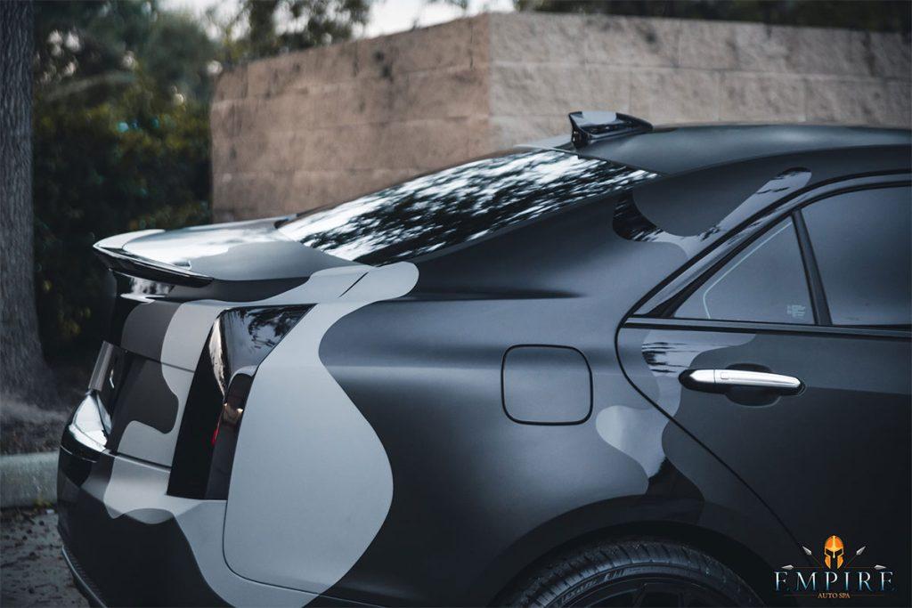 Luxury vehicle - Car