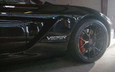 2008 Dodge Viper | Polish and Ceramic Coating