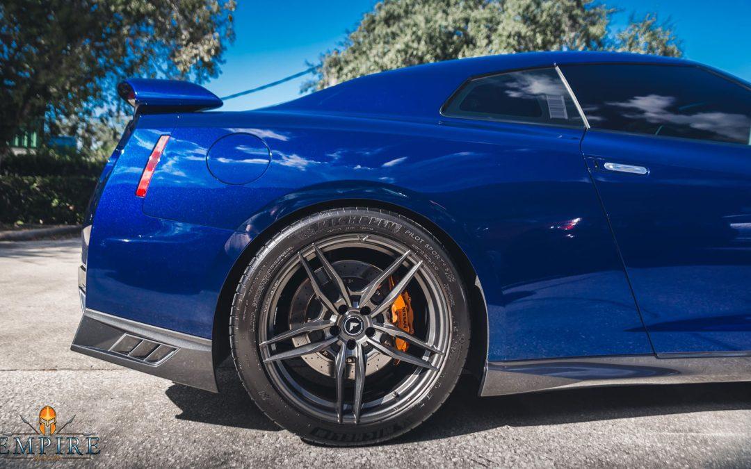 Nissan GT-R - Car