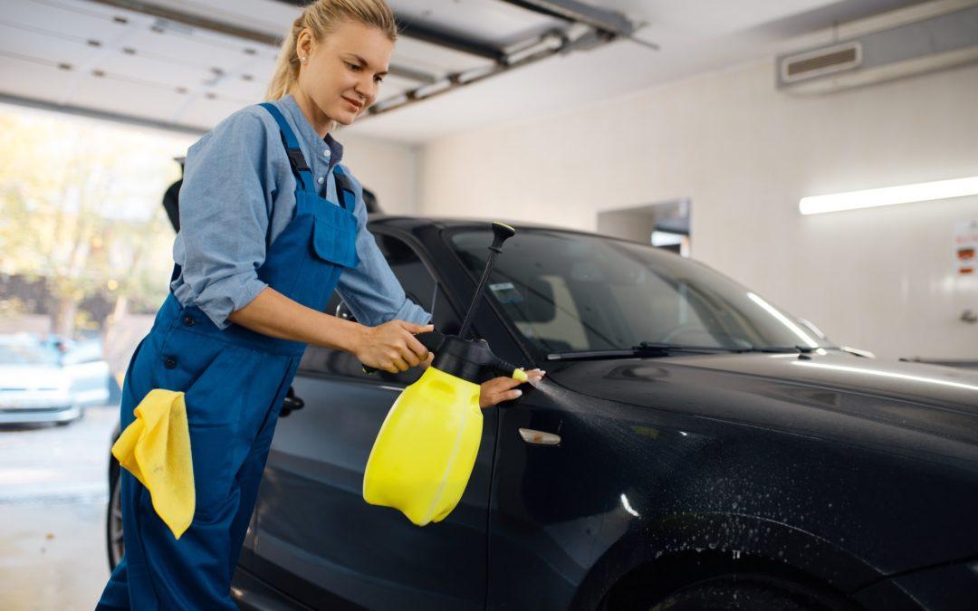 auto detailing 101 services