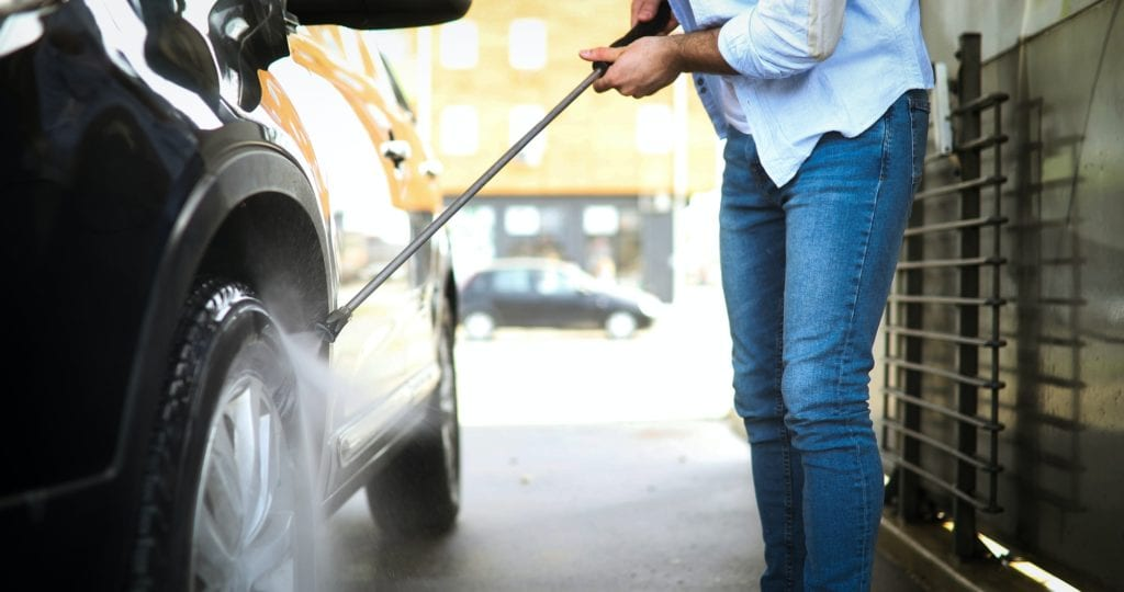 differences between car detailing and car wash