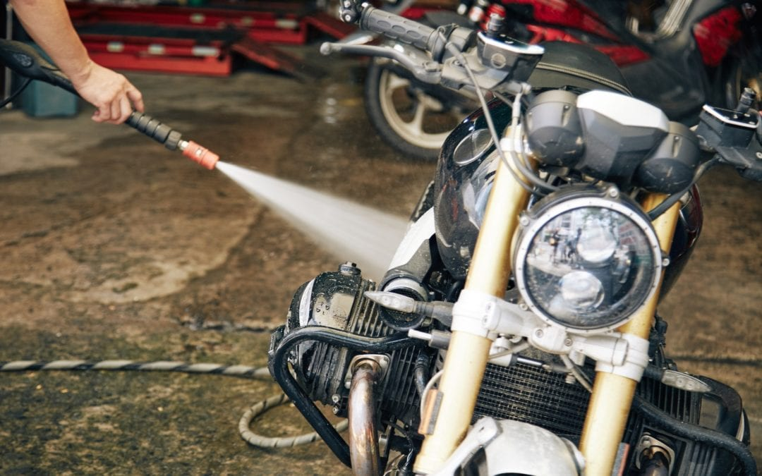 6 Effective Tips to Detail Your Motorcycle Like A Pro