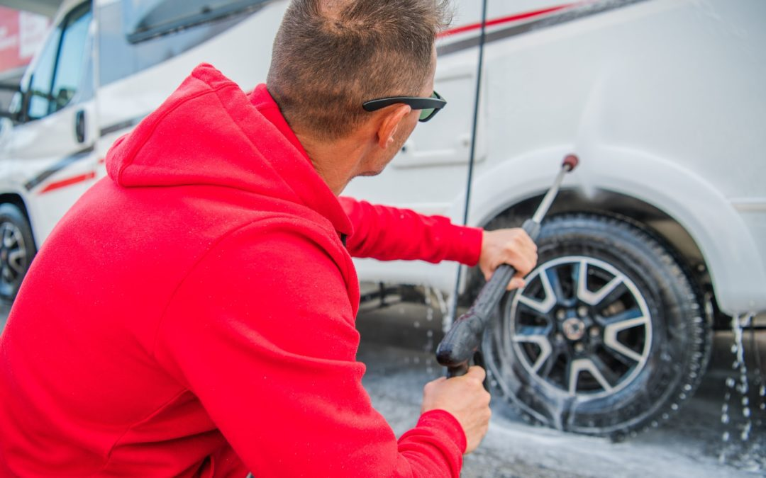 Top 3 Essential Tips to Detail An RV Like A Pro