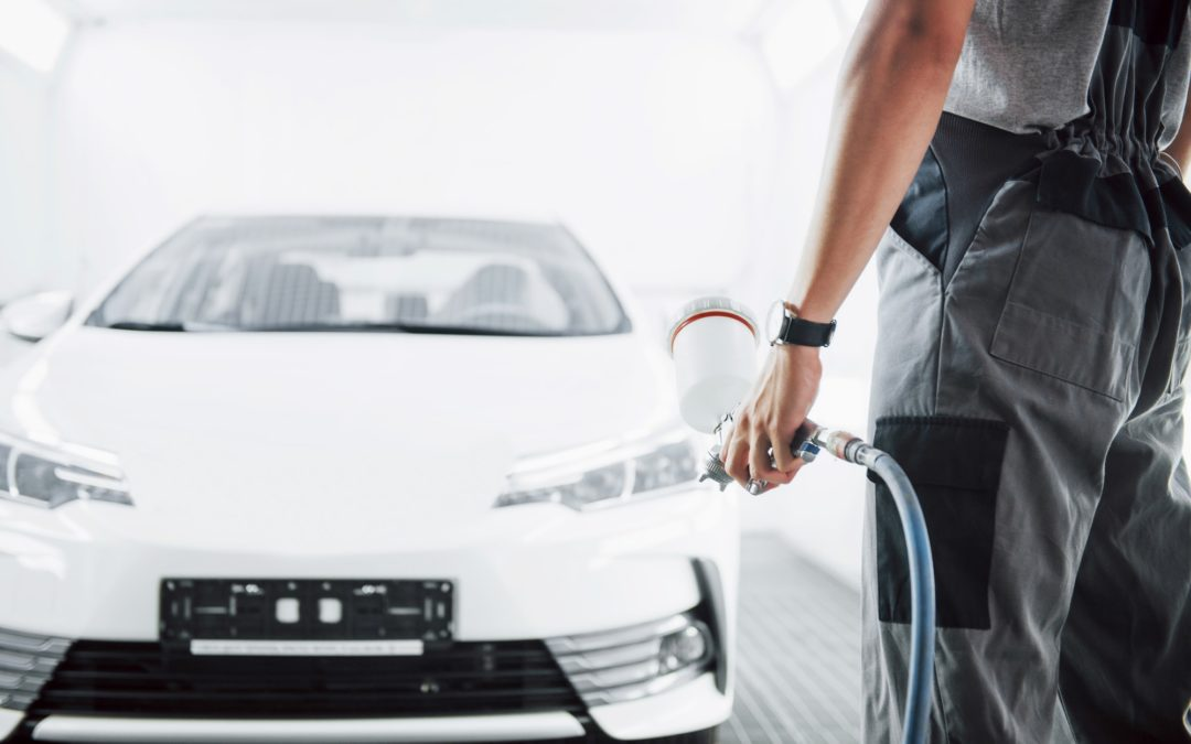 what is paint correction for cars